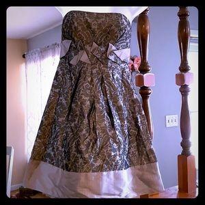 Silk BCBGMaxAzria dress